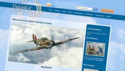 GAvA Content Managed Website