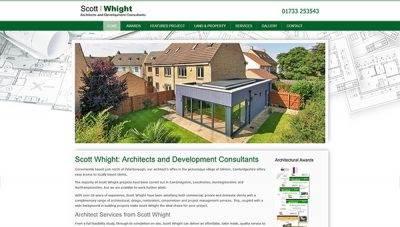 Scott Whight Architect – Peterborough