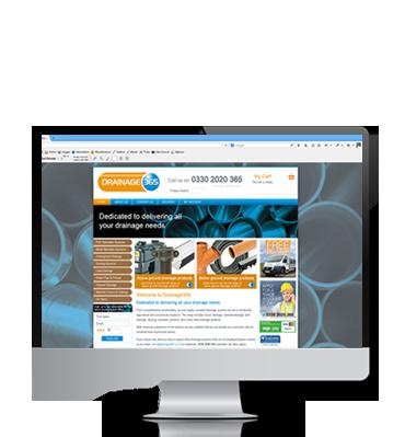 Responsive web design Peterborough UK