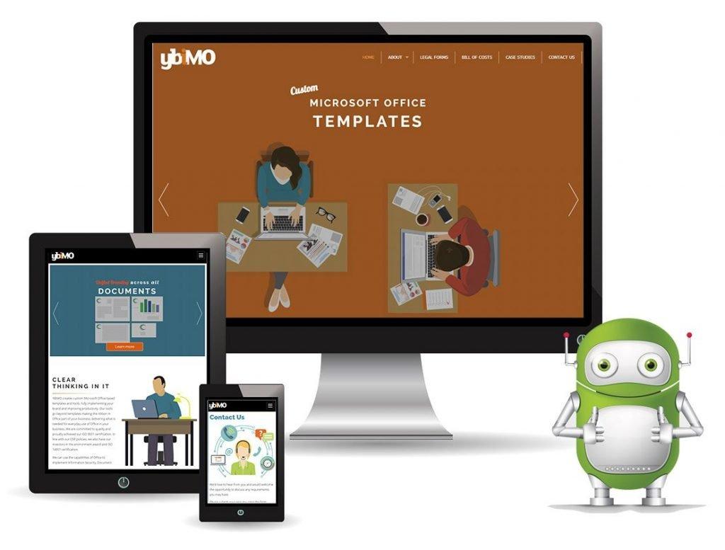 YBIMO Web Design – Norfolk